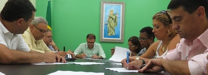 Diretoria da Acidi se reúne para definir o calendário de eventos e campanhas do ano de 2015