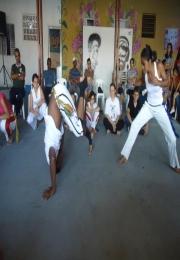 Acidi recebe evento em comemoração ao Dia do Capoeirista