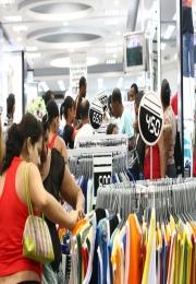 Vendas no varejo paulista crescem 5,2% e atingem R$ 50,7 bilhões